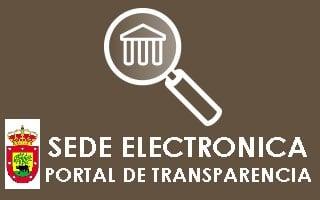 Sede Electrónica y Portal de Transparencia