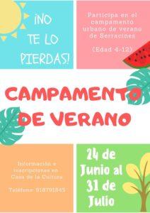 Campamento Verano 2019