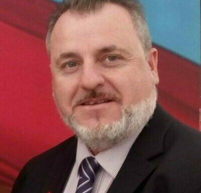 Concejal Javier Laguna Retuerta. Partido Popular. Ejerce de Primer Teniente de Alcalde